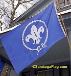 WORLD SCOUT FLAG
